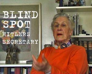 Blind Spot - Hitler´s Secretary